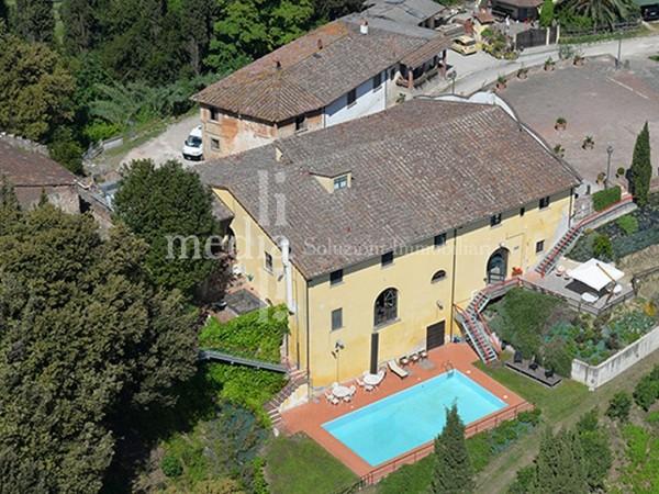 Riferimento R641 - Villa Storica in Vendita a Pisa