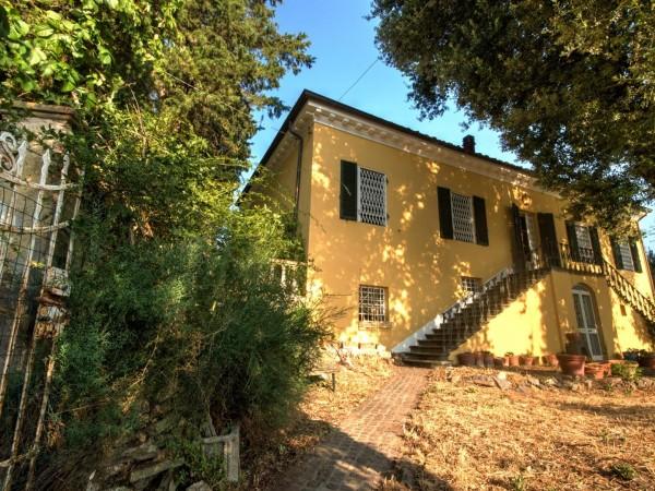 Riferimento 634 - Villa Singola per Vendita in Vicopisano