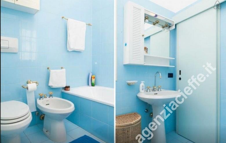 Agenzia Cieffe - bagni in appartamento ristrutturato a Forte dei Marmi - @agenziacieffe.it