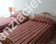 Immobiliare Cieffe - camera da letto matrimoniale in villetta a due passi dal mare della Versilia