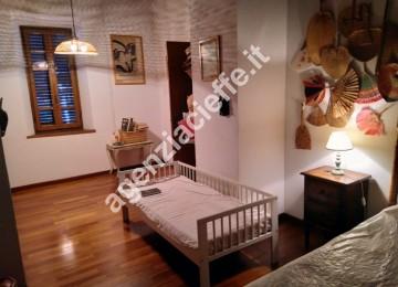 camera da letto in versilia - villa storica a Forte dei Marmi @agenziacieffe.it