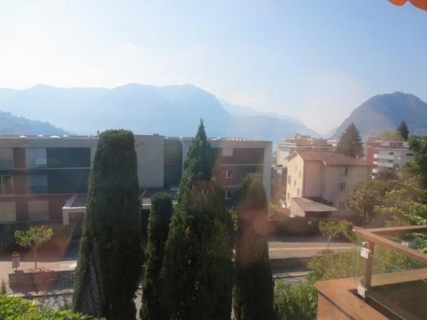 Riferimento 497 - Appartamento in Vendita a Lugano Centro