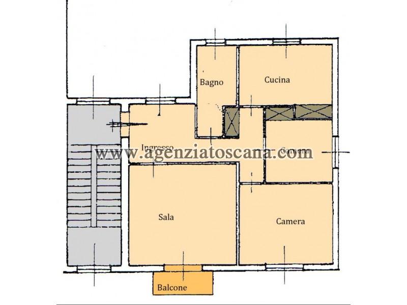 Appartamento in vendita, Forte Dei Marmi - Centro Storico -  13