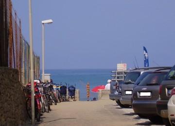 Monolocale sul mare