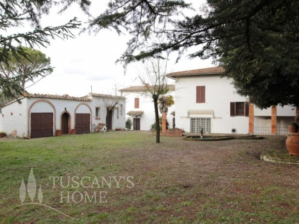 Reference VC416 - Villa for Sale in Asciano