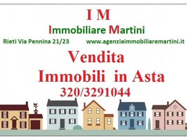 Riferimento V33-19 - Appartamento in Vendita a Rieti