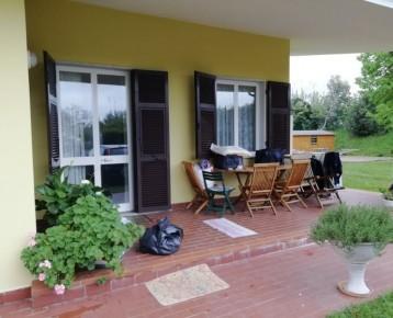 veranda lato mare