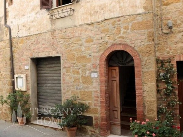 Reference CS434 - Town House for Sale in Castelmuzio