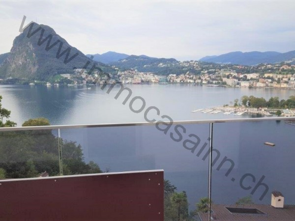 Ref. 502 - Penthouse for Sale in Ruvigliana