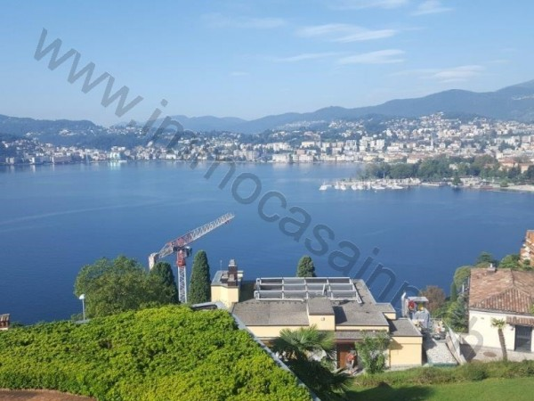Ref. 503 - Apartment for Sale in Castagnola-cassarate-ruvigliana