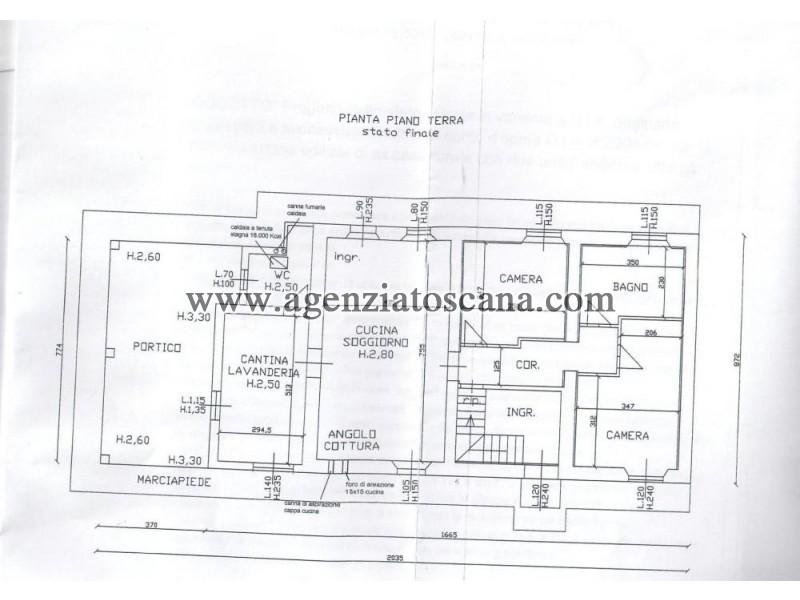 Villa Con Piscina in vendita, Pietrasanta -  51