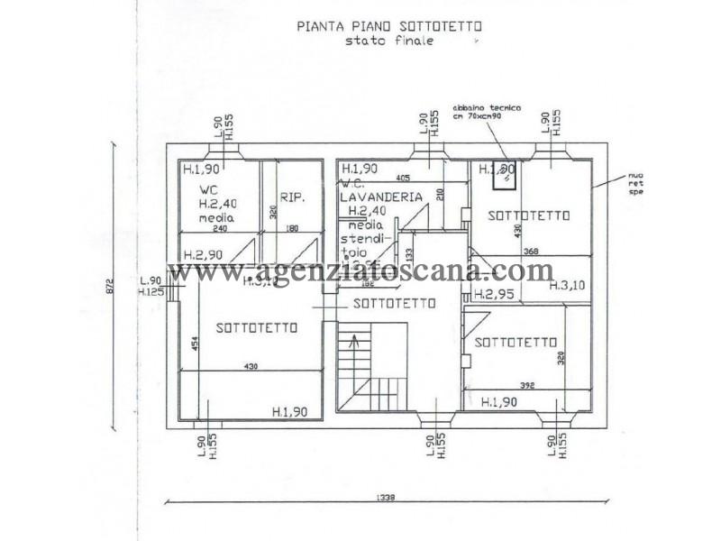 Villa Con Piscina in vendita, Pietrasanta -  53