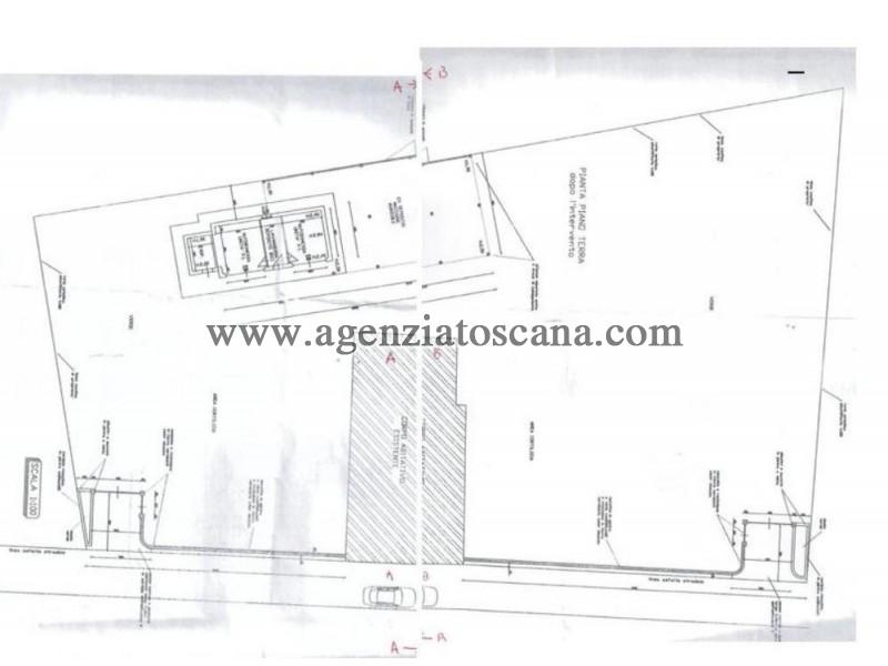 Villa Con Piscina in vendita, Pietrasanta -  49