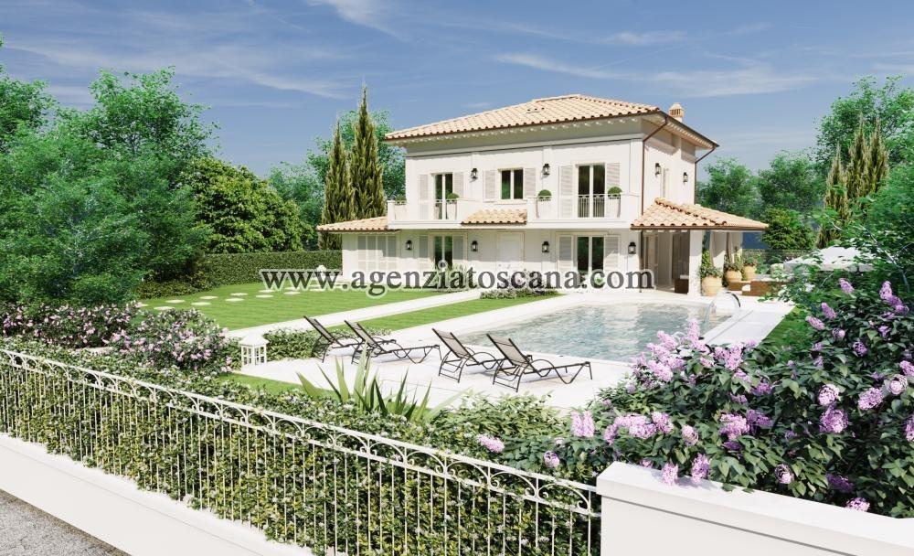 Villa Con Piscina in vendita, Forte Dei Marmi - Ponente -  0