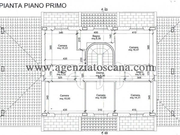 Villa Con Piscina in vendita, Forte Dei Marmi - Ponente -  14