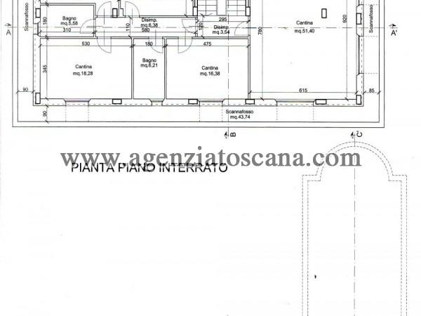 Villa Con Piscina in vendita, Forte Dei Marmi - Ponente -  12