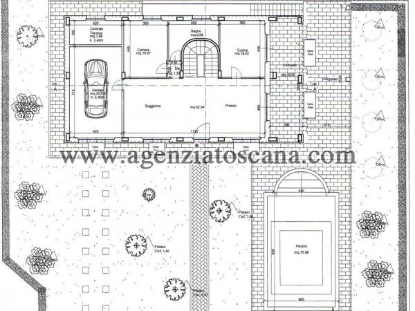 Villa Con Piscina in vendita, Forte Dei Marmi - Ponente -  11