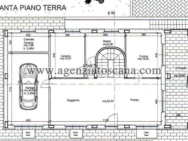 Villa Con Piscina in vendita, Forte Dei Marmi - Ponente -  13