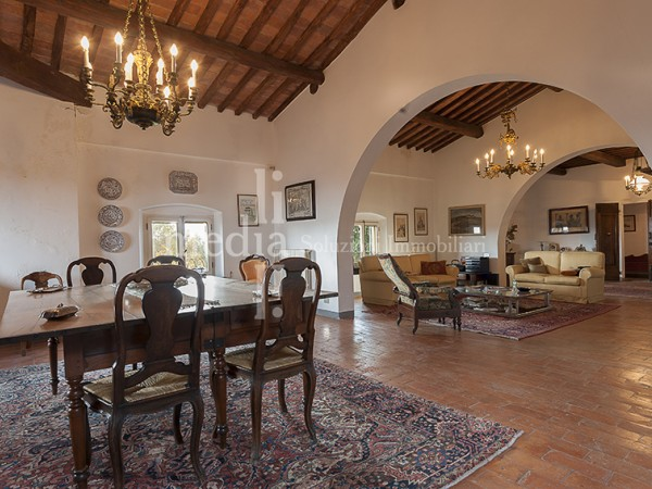 Reference R632 - Historical Villa for Vendita in Pisa