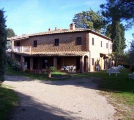 Agriturismo In Vendita A Montaione