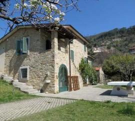 Villa In Affitto A Seravezza