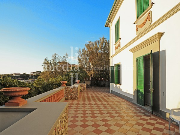 Reference M0210 - Single Villa for Sale in Livorno