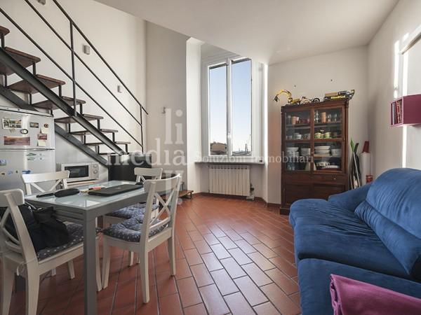 Riferimento 1510 - Appartamento in Vendita a Livorno