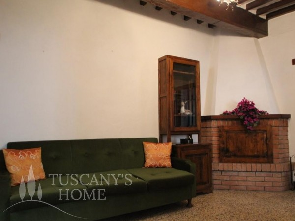 Reference CS166 - Town House for Sale in Trequanda