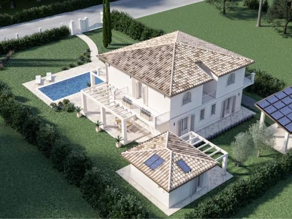 Riferimento 168-12 PL - Villa in Affitto a Marina Di Pietrasanta