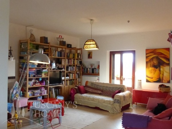 Reference CS266 - Town House for Sale in San Giovanni D'asso