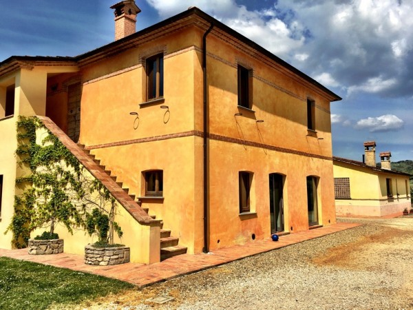 Single villa for sale, Umbertide