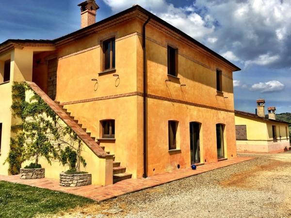 Villa Singola in vendita, Umbertide