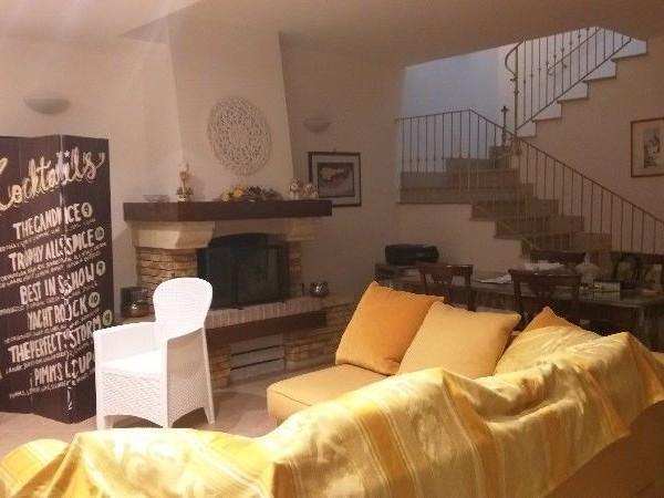 Riferimento A243R_E - Villa Bifamiliare in Affitto a Civitavecchia