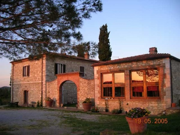 Reference VC163 - Farmstead for Sale in Rapolano Terme