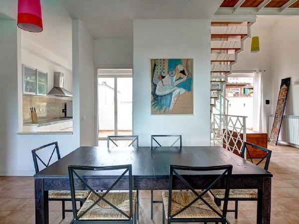 Riferimento A006V_E - Villa in Vendita a Santa Marinella