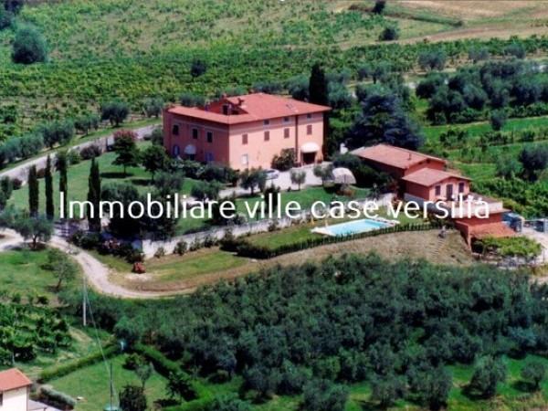 Tenuta in vendita, Montecarlo