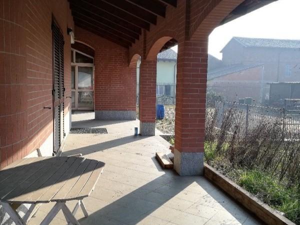 Riferimento 463VL - Villa in Vendita a Castellazzo Bormida