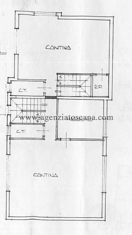 Villa in vendita, Forte Dei Marmi - Vaiana -  1