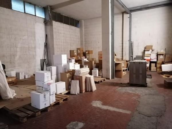 Riferimento 2606 - Magazzino in Vendita a Pistoia