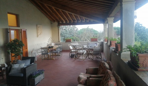 Villa Storica in vendita, fiesole, san domenico