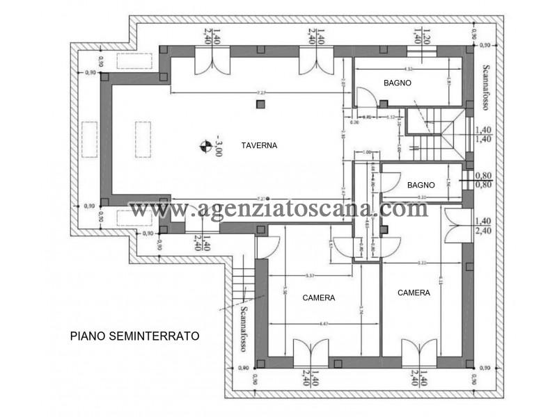 Villa in vendita, Forte Dei Marmi - Zona Via G. Battista Vico -  46