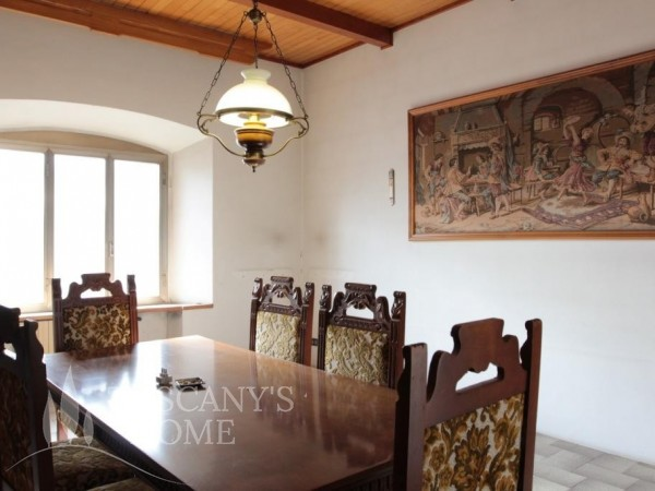 Reference A445 - Flat for Sale in Montepulciano Stazione