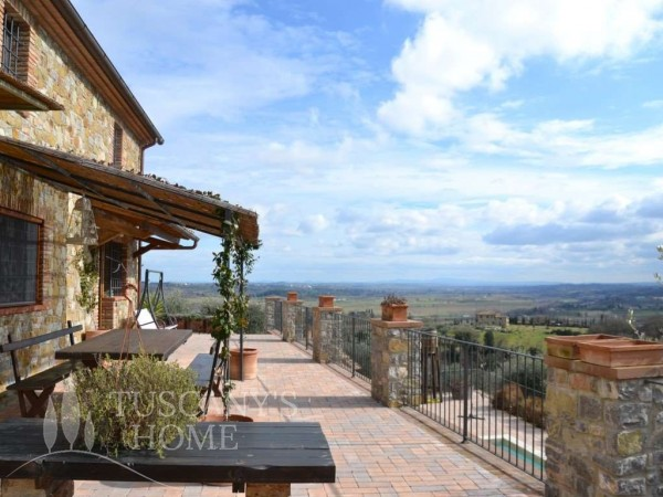 Reference VC378 - Farmstead for Sale in Lucignano