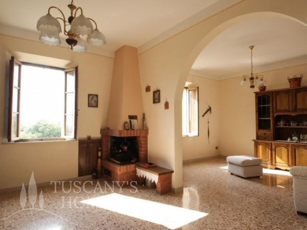 Reference CS376 - Town House for Sale in San Giovanni D'asso