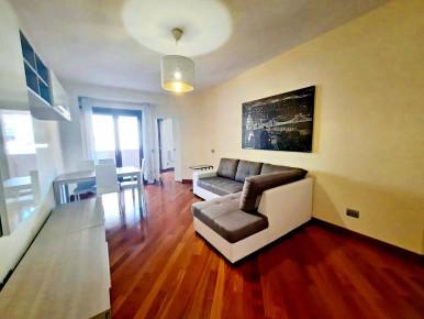 Appartamento con terrazzo pala
