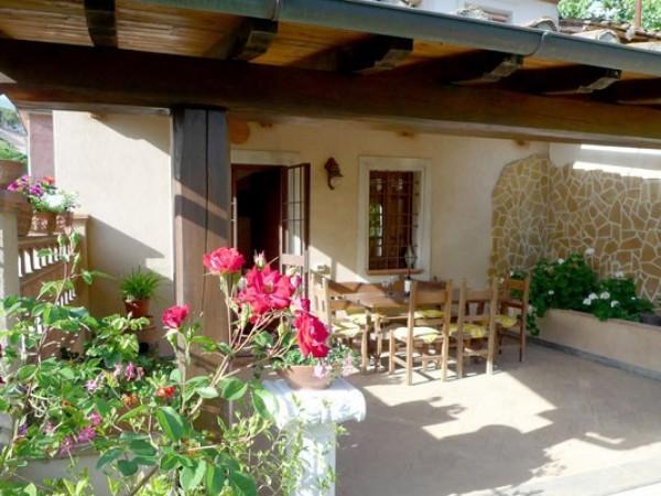 Rif. 2127 - villa bifamiliare in affitto a Camaiore | Foto 4