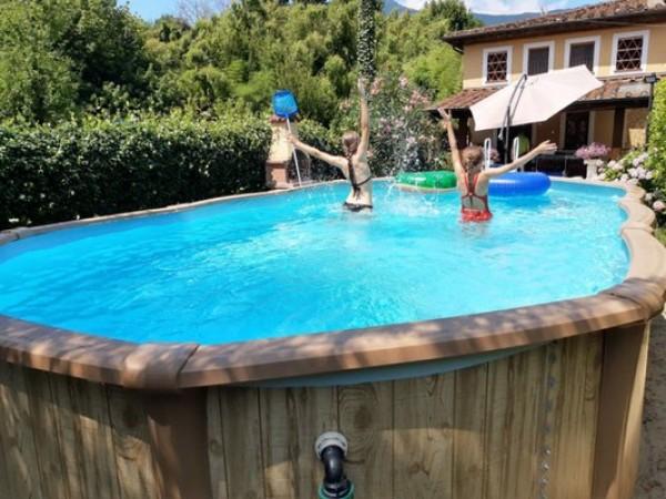 Rif. 2127 - villa bifamiliare in affitto a Camaiore | Foto 17