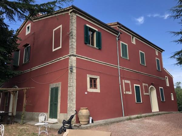 Riferimento 662 - Casolare per Vendita in Chianni
