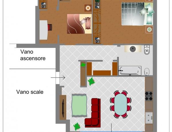 Appartamento in vendita, firenze, novoli