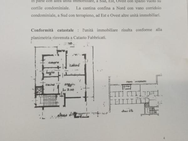 Riferimento 503AM - Appartamento in Affitto a Alessandria